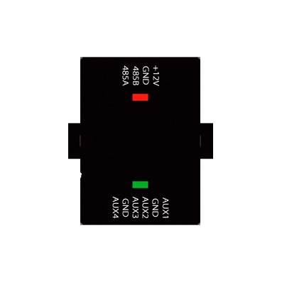 Convertidor Rs485 A 4 Aux In Entradas Auxiliares Zkteco